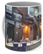 Pigeon Dock Coffee Mug