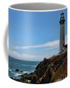 Pigeon Point Lighthouse Vertical Coffee Mug