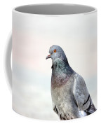 Pigeon Portrait Coffee Mug