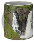 Pigeon River High Falls 2 Coffee Mug