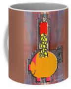 Piggy Bank Coffee Mug