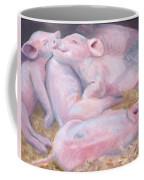 Piglets At Peace Coffee Mug