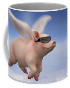 Pigs Fly Coffee Mug