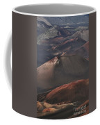 Pihanakalani Haleakala Volcano Sacred House Of The Sun Maui Hawaii Coffee Mug