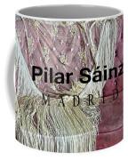 Pilar Sainz Designer Coffee Mug