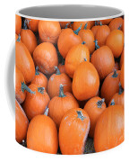 Piles Of Pumpkins Coffee Mug