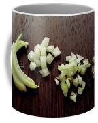 Piles Of Raw Onion Coffee Mug