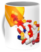 Pill Cocktail    Coffee Mug by Olivier Le Queinec