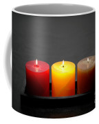 Pillar Candles Coffee Mug