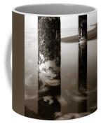 Pillars And Swirls Coffee Mug