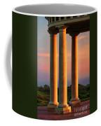 Pillars Of Life Coffee Mug
