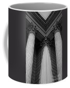 Pillars Of Strength Coffee Mug