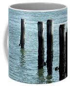 Pillars Of The Sea Coffee Mug