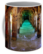 Pillars Of Time Coffee Mug