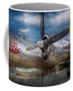 Pilot - Plane - The B-29 Superfortress Coffee Mug