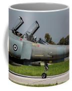 Pilots Sitting In The Cockpit Coffee Mug