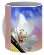 Pin Cherry Swirl Coffee Mug
