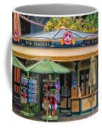 Pin Traders Downtown Disneyland 02 Coffee Mug