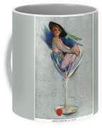 Pin Up, 1914 Coffee Mug