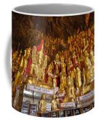 Pindaya Cave With More Than 8000 Buddha Statues Myanmar Coffee Mug