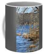 Pine Acres Lake Blues  Coffee Mug