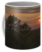 Pine Barrens Sunset Nj Coffee Mug