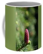 Pine Candle Coffee Mug
