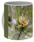 Pine Catkins Coffee Mug