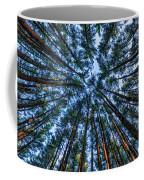 Pine Explosion Coffee Mug