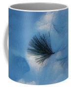 Pine In The Snow Coffee Mug