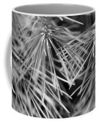 Pine Needle Abstract Coffee Mug