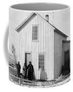 Pine Ridge Agency, C1891 Coffee Mug