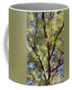 Pine Tree Glow 2014 Coffee Mug