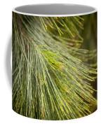 Pine Tree Needles Coffee Mug