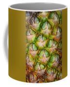 Pineapple Skin Coffee Mug