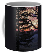 Piney Sunset Coffee Mug