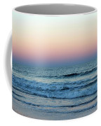 Pink And Blue Sky Coffee Mug