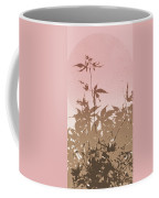 Pink And Brown Haiku Coffee Mug