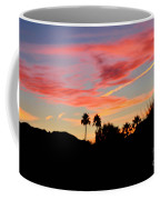 Pink And Gold Coffee Mug