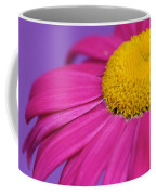 Pink And Purple Smile Coffee Mug