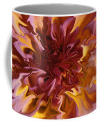 Pink And Yellow Fantasy 1 Coffee Mug