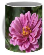 Pink And Yellow Flower Coffee Mug