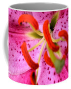 Pink Aroma  Coffee Mug
