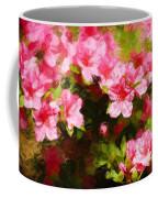 Pink Azealas Coffee Mug