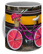 Pink Bike Coffee Mug