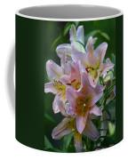 Pink Bridal Bouquet Coffee Mug