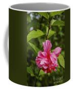 Pink Camellia  Coffee Mug