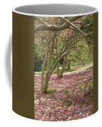 Pink Carpet In The Forrest Coffee Mug