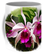 Pink Cattleya Cluster Coffee Mug