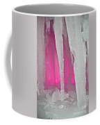 Pink Cave Coffee Mug